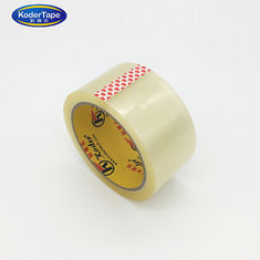 Customized Self Adhesive Clear Packing Tape Industrial Grade BSCI ISO Certification