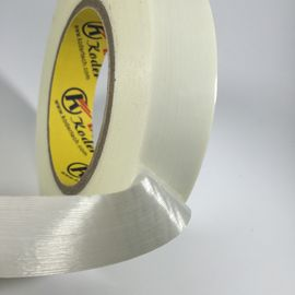 1.02 M Wide Transparent High-Adhesive Double-Sided Tape With PET Substrate And Reinforced Polyester Fiber Thread
