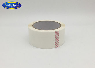 White Color Bopp Packing Adhesive Tape With Acrylic Self Adhesive Glue